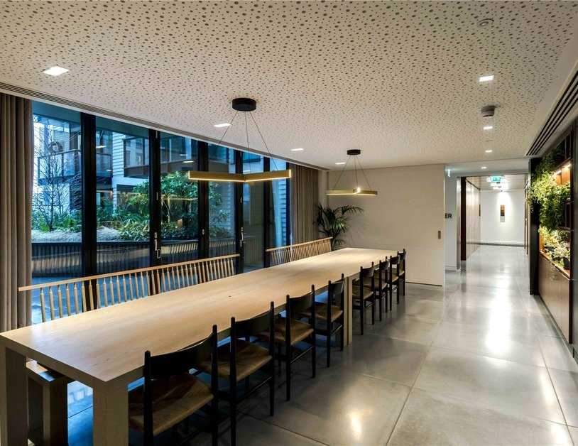 Studio Flat to rent in Plimsoll Building view6