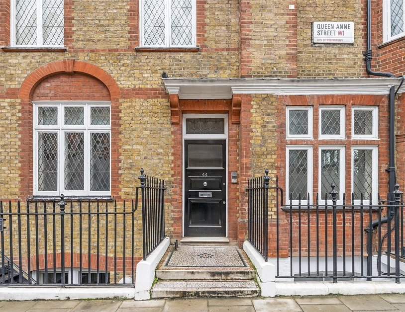 Duplex to rent in Queen Anne Street view10