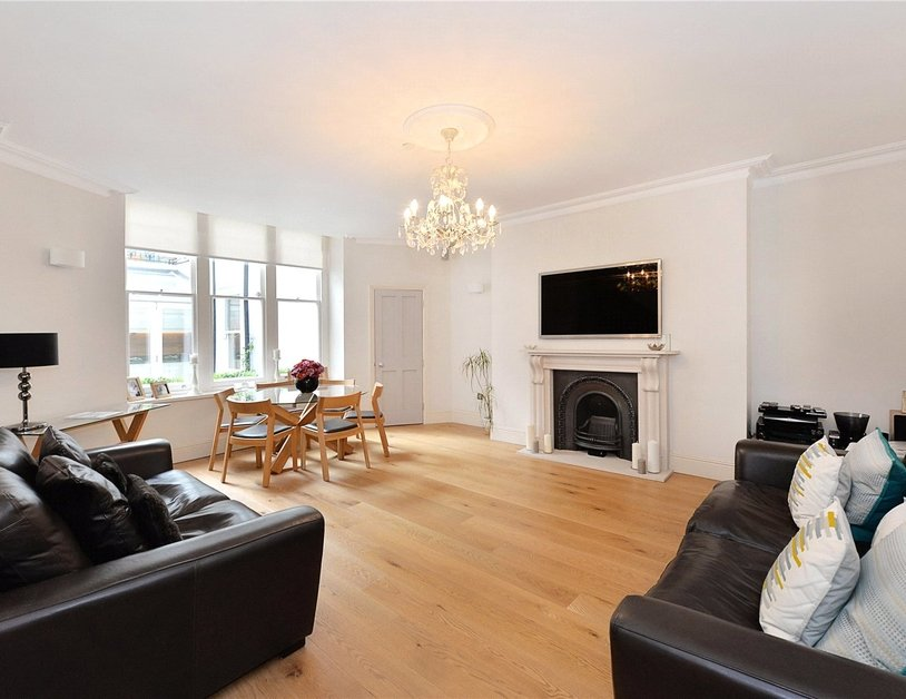 Apartment to rent in Upper Wimpole Street view1