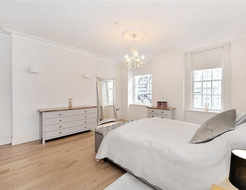 Apartment to rent in Upper Wimpole Street view5