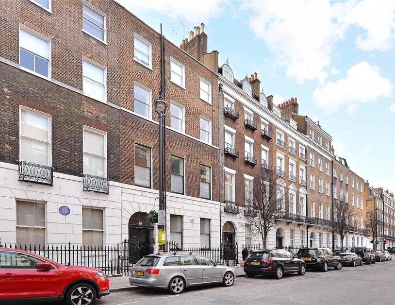 Apartment to rent in Upper Wimpole Street view9