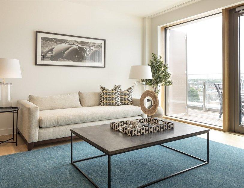 Apartment to rent in Vauxhall Bridge Road view1