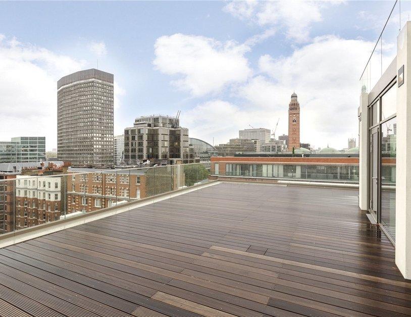 Apartment to rent in Vauxhall Bridge Road view3