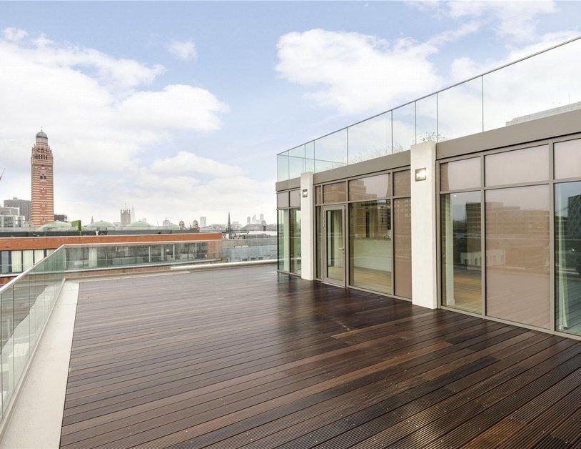 Apartment to rent in Vauxhall Bridge Road view18
