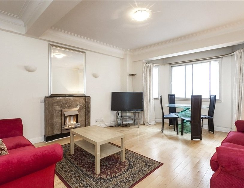 Apartment to rent in Wigmore Street view1
