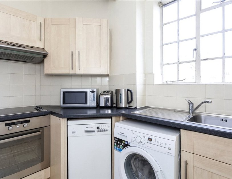 Apartment to rent in Wigmore Street view5