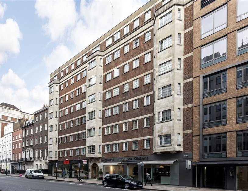 Apartment to rent in Wigmore Street view8