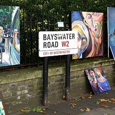 Bayswater Road street smart